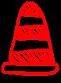 icon-cone